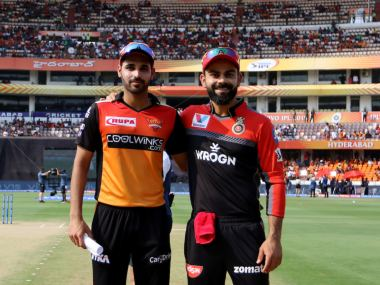 Srh Vs Rcb Highlights And Match Recap Ipl 2019 Full Cricket Score Sunrisers Thrash Royal Challengers By 118 Runs Firstcricket News Firstpost