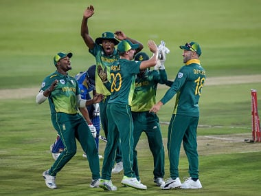 South Africa vs Sri Lanka: Quinton de Kock's 94, pacers' combined effort help Proteas beat visitors by 113 runs in second ODI