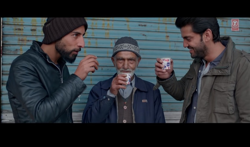 Notebook song Safar sees Zaheer Iqbal on an introspective journey through picturesque landscapes of Kashmir