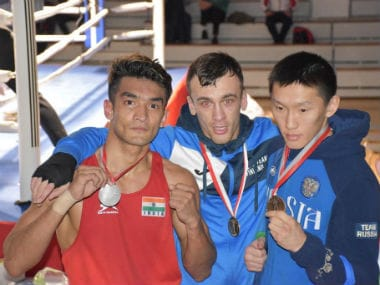 Indias Kavinder Singh Bisht wins gold, Shiva Thapa and three others claim silver at GeeBee Boxing Tournament