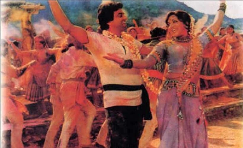 Holi 2019: Five iconic scenes from Bollywood films to revisit during this festival season