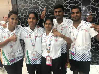 Special Olympics 2019: Indian paddlers make history in table tennis with four gold and one silver medal