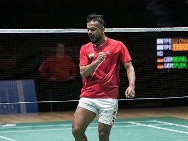 Swiss Open badminton: Subhankar Dey stuns Jonatan Christie to reach quarter-final; Riya Mookerjee through to last-eight