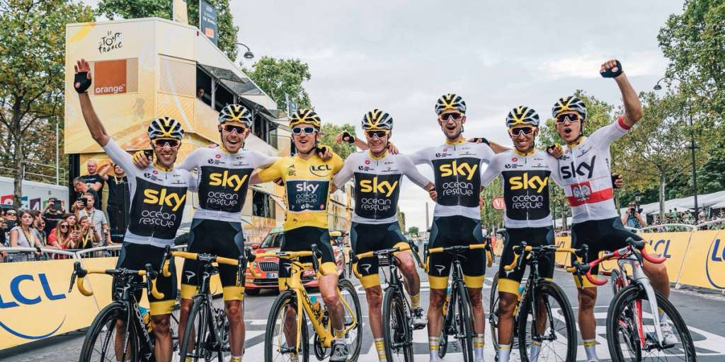 88af46b44 Team Sky to be renamed Team Ineos in May after takeover by Britain s  richest man Jim Ratcliffe is confirmed