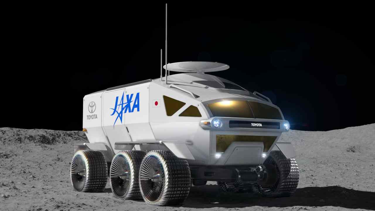RV built by Toyota, JAXA could be the first habitat for NASA astronauts on the moon