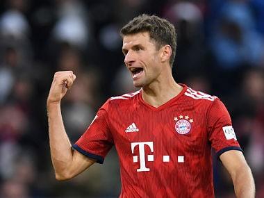 Bundesliga: Borussia Dortmund cant afford to slip up in title race, says Bayern Munich star Thomas Mueller