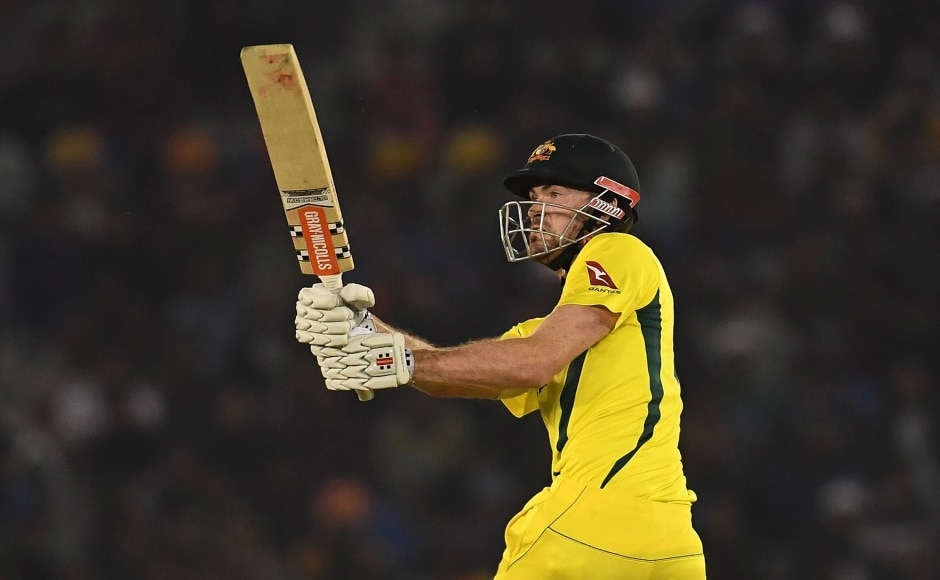 Explosive batsman Ashton Turner was named in the XI only after Marcus Stoinis pulled up an injury before the fourth ODI. Playing only his second ODI, Turner's whirlwind knock of 84 off 43 balls turned decisive. AFP