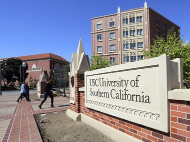 Stung by college admissions bribery scandal, University of Southern California announces new leadership