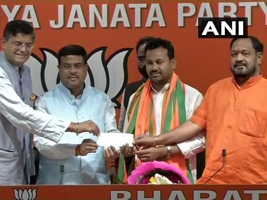 Day after quitting Congress, Odisha MLA Prakash Chandra Behera joins BJP; expresses faith in Modis leadership