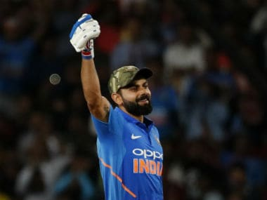 Virat Kohli crosses 4,000-run mark as captain during 3rd India-Australia ODI, becomes only fourth Indian to do so