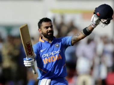 India vs Australia: Virat Kohli downplays Nagpur ODI century, says 40 is 'just a number'