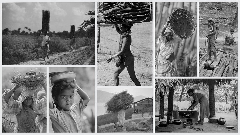 Invisible Women, Visible Work: P Sainaths photos document the labour and lives of Indian rural women