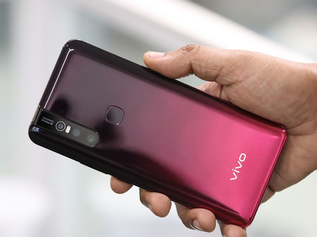 Vivo Z5 to launch on 31 July in China with a triple rear camera set up, leaks reveal