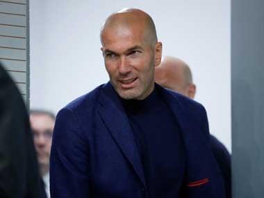 LaLiga: Zinedine Zidane set to make shock return as head coach of struggling Real Madrid, according to reports