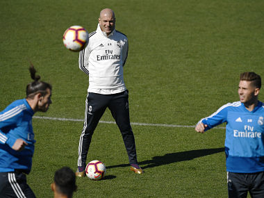 LaLiga: Real Madrid manager Zinedine Zidane says outcasts Gareth Bale, Isco and Marcelo have future at club