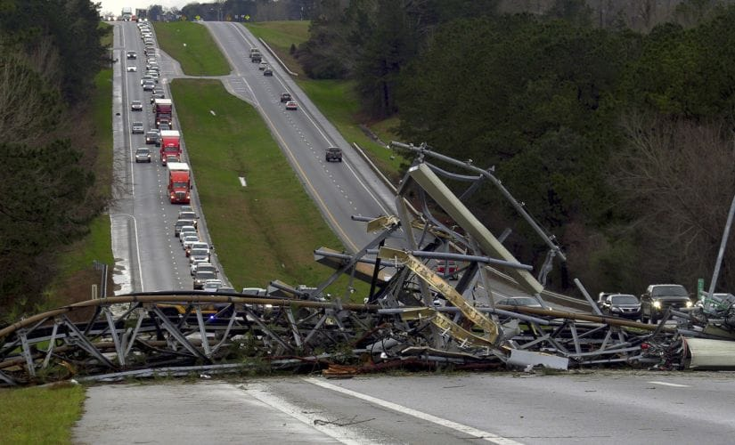 Tornado Kills 22 In Us State Of Alabama After Severe Storms