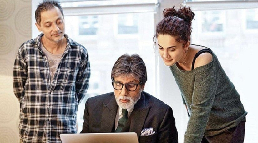 Badla: Amitabh Bachchan, Taapsee Pannus crime thriller leaked by piracy website Tamil Rockers