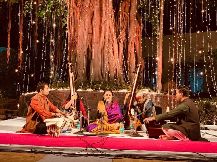 Under the Banyan Tree on a Full Moon Night: An unusual cultural evening is a reminder of how lovely Delhi can be