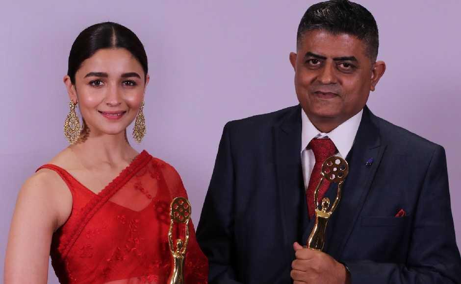 Alia Bhatt, Gajraj Rao, Sriram Raghavan among winners of News18 Reel Movie Awards 2019