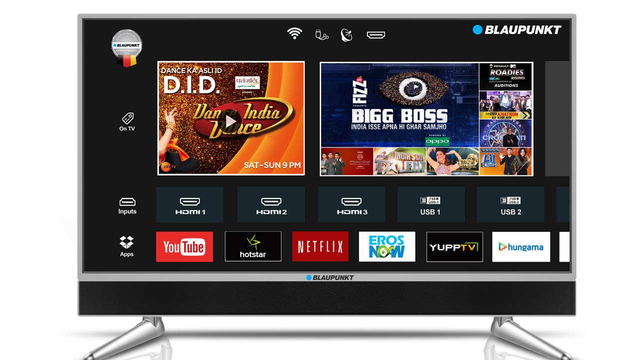 Blaupunkt 32-inch Smart TV.