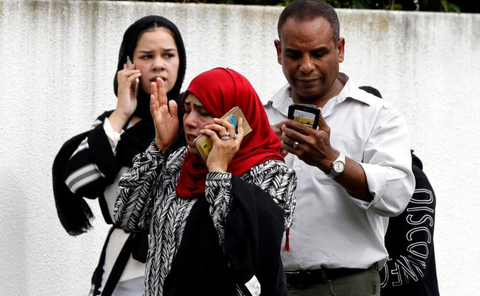 While there was no reason to believe there were any more suspects, the prime minister said the national threat level was raised from low to high. Police warned Muslims against going to a mosque anywhere in New Zealand. AP