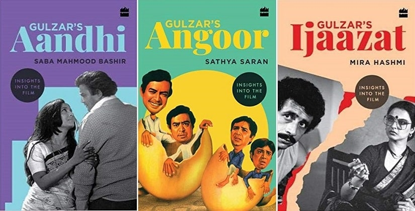 Three Classic Films by Gulzar: New book serves as an initiation into filmmaker's universe, and his cinematic journey