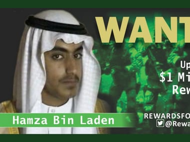 Saudi Arabia strips citizenship of Hamza bin Laden after US offers <img class=