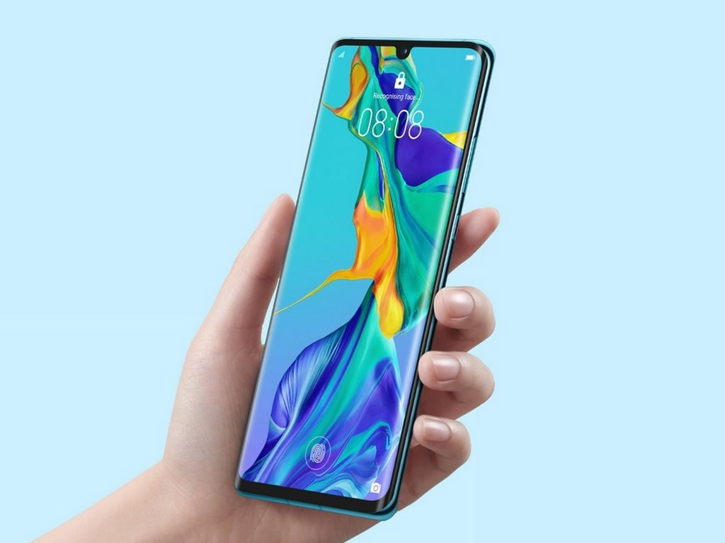 Huawei P30, P30 Pro with 40 MP Leica camera, in-display