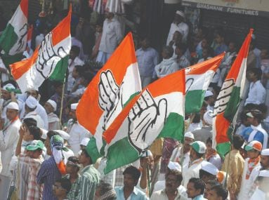 Should the Congress play from back foot to beat BJP?