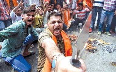 The making of toxic Hindu masculinity