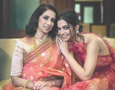 Mom's voice guides whatever I do, says Deepika Padukone