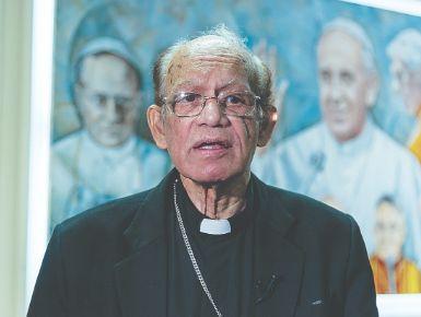 Cardinal Gracias needs to walk the talk