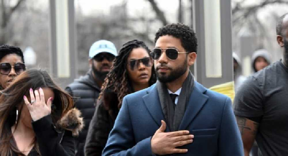 Jussie Smollett's charges dropped; Chicago mayor calls decision a 'whitewash of justice'