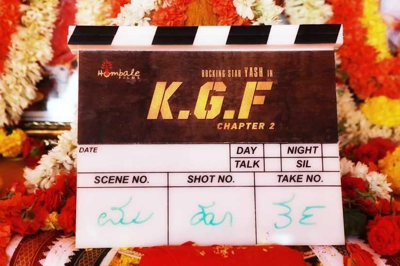 KGF: Chapter 2 — Yash, director Prashanth Neels sequel to Kannada action film goes on floors