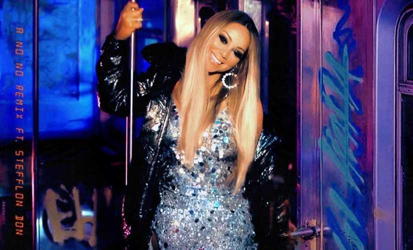 Cover art of Mariah Carey