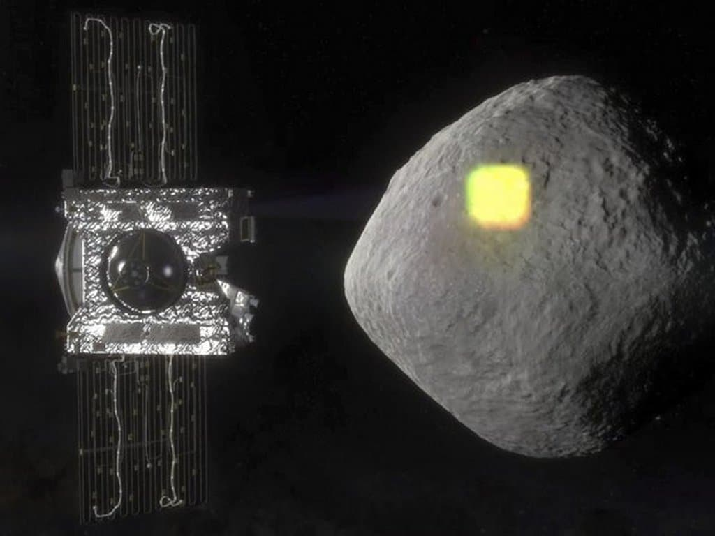 NASA's plan to dig for dirt, gravel from asteroid Bennu isn't going very well- Technology News, Firstpost