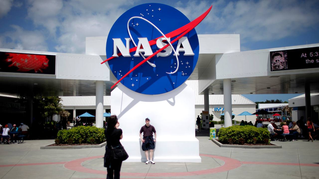 NASA's Kennedy Spaceflight Centre. Image: Reuters.