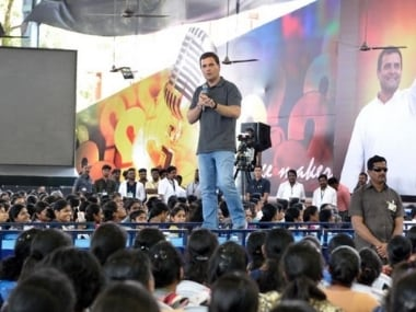 Tamil Nadu govt orders inquiry into Rahul Gandhis interaction with college students when MCC is in force