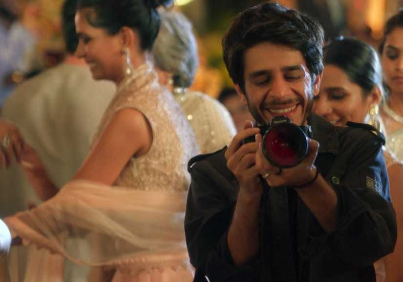 Shashank Arora in a still from Made in Heaven