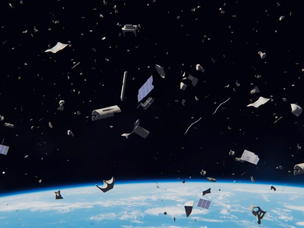 Indias Mission Shakti demonstration generated debris field of space junk
