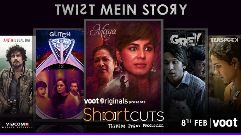 Voot Original Shortcuts: From Ishq Ki Googly to Maya, seven best short films from a diverse, inventive anthology