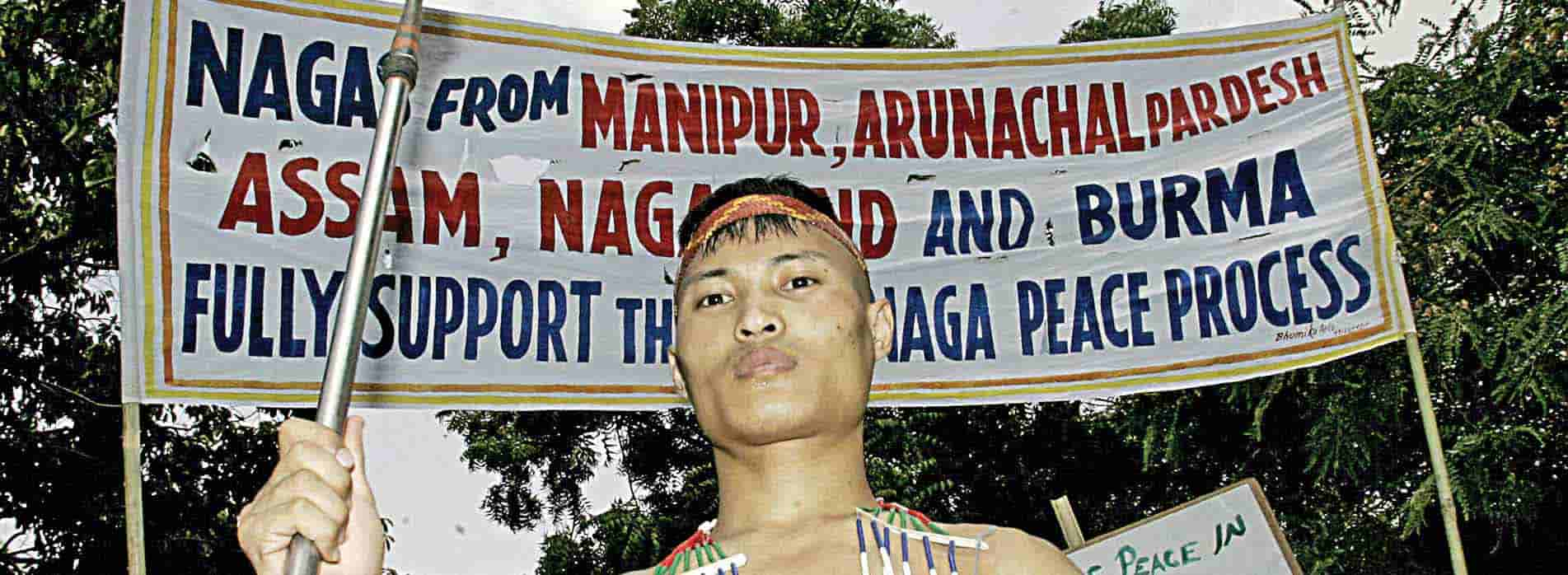 Centre losing Naga plot