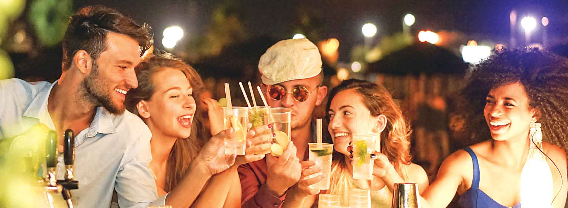 Gin wows millennials with herbs and spices