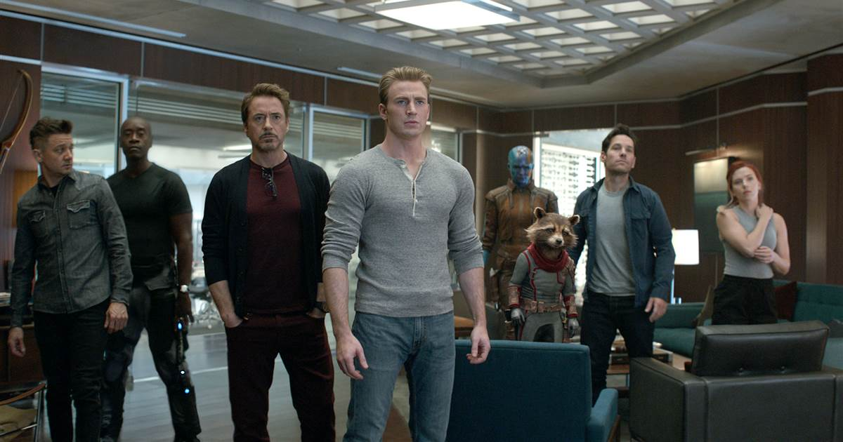 Avengers: Endgame shatters Infinity Wars record of biggest opening weekend, with estimated global earnings at <img class=