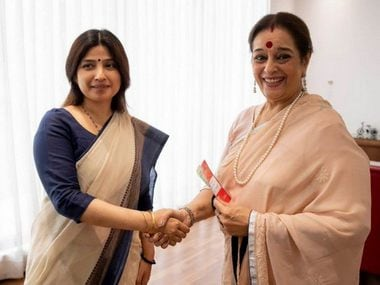 Poonam Sinha, wife of Shatrughan, joins Samajwadi Party; to be fielded against Rajnath Singh in Lucknow