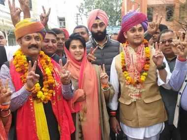 Lok Sabha polls: Battle royale between Rajputs in Jammu's Udhampur as Vikramaditya Singh takes on Jitendra Singh