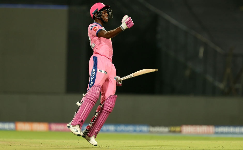Riyan Parag, Varun Aaron shine in Rajasthan Royals' victory as Kolkata Knight Riders suffer six consecutive defeat