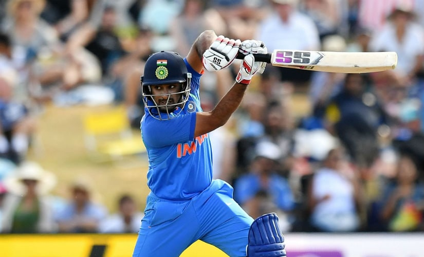 Ambati Rayudu failed to nail his World Cup spot down in the recent chances that were offered to him. AFP