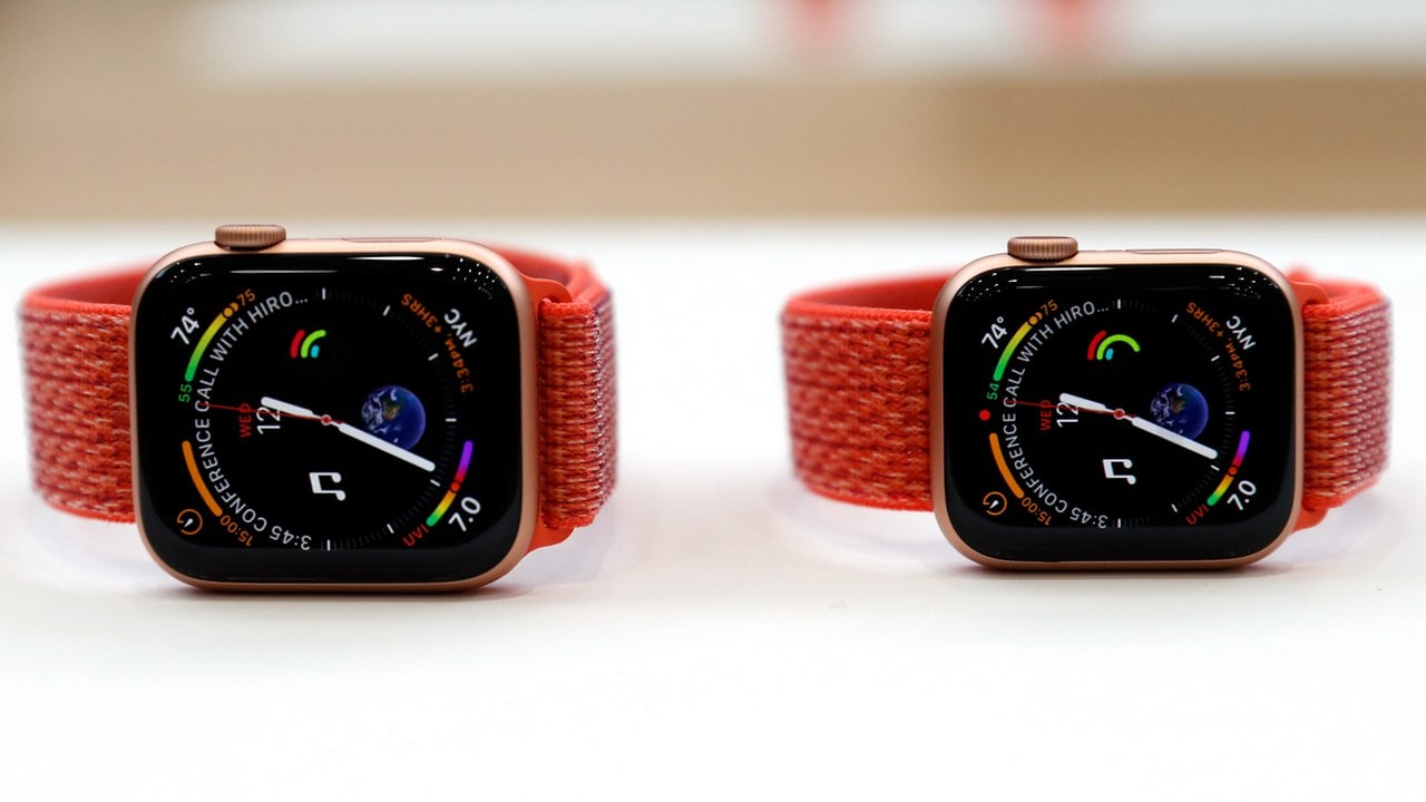 Japan Display to likely supply OLED screens for the upcoming 2019 Apple Watch- Technology News, Firstpost
