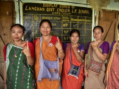 Assam records over 75% polling till 7 pm in five seats; Nowgang sees highest turnout at 79.13% in phase 2 of Lok Sabha polls